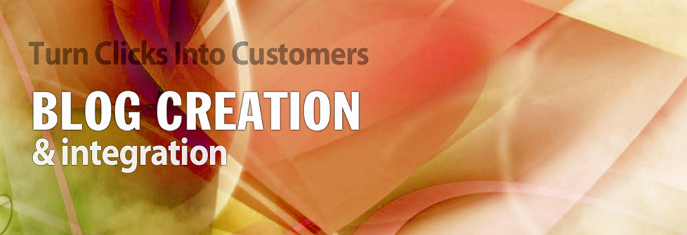 Blog Creation & Integration
