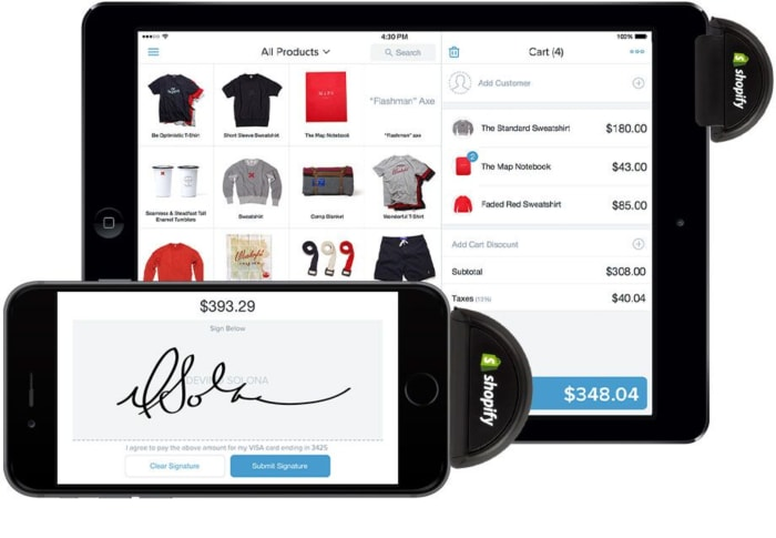 shopify mobile friendly